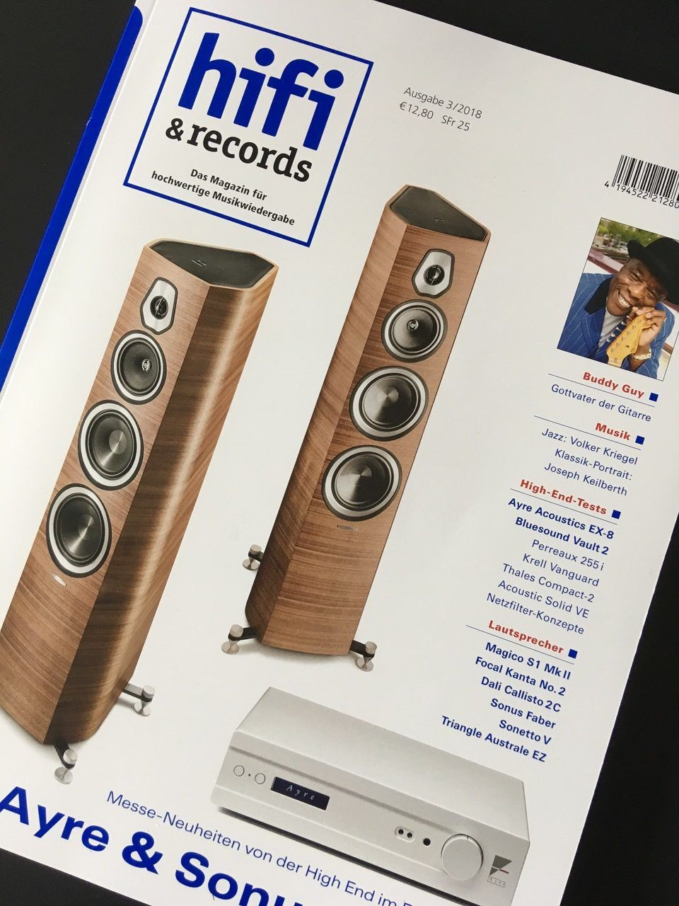 EX-8 HiFi review