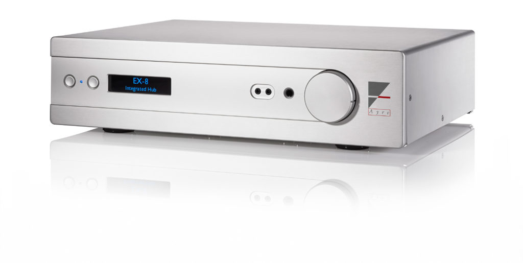 Ayre EX-8 streaming DAC