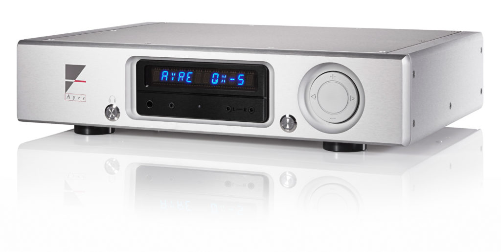 Ayre QX-5 streaming DAC