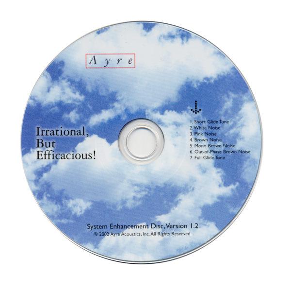 Ayre IBE CD