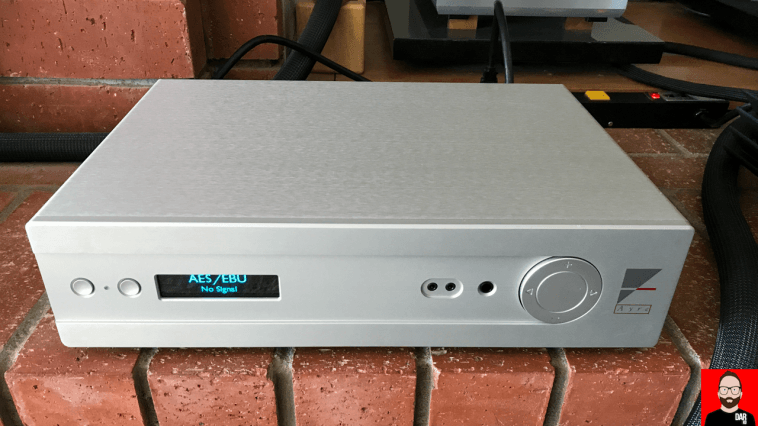 Ayre QX-8 Streaming DAC