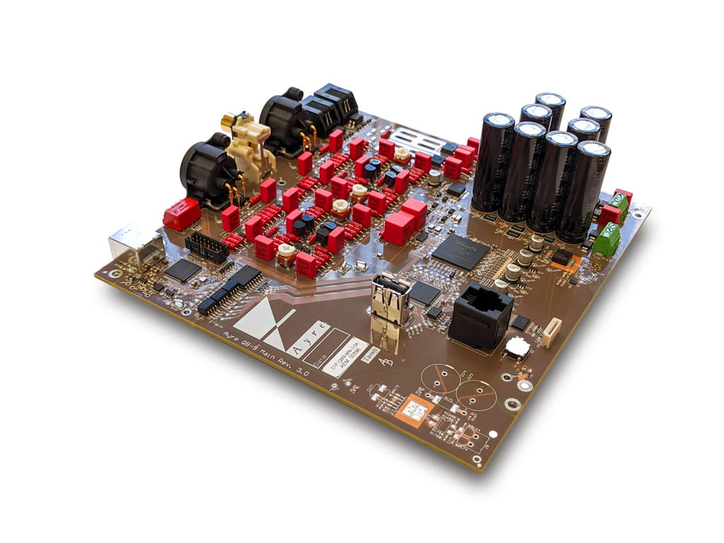 USB DAC QB-9 Twenty Upgrade Board
